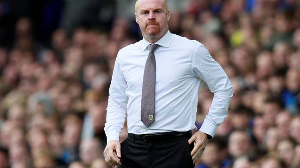 Burnley's Dyche ready to lead top Premier League club, says Wright