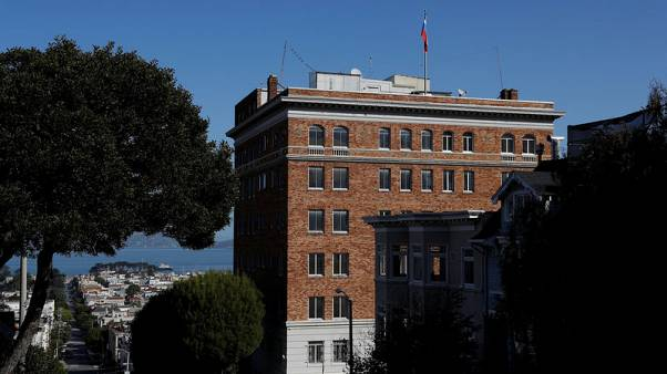 Russia threatens relation over U.S. 'break-in' at San Francisco consulate