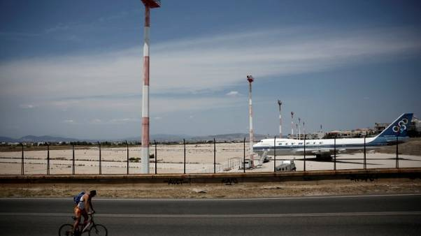 Greece overcomes forestry setback to develop Athens coastal resort