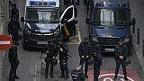 Les policiers nationaux harcelés en Catalogne