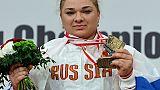 Dopage: les haltérophiles russes au détecteur de mensonge en cas de litige