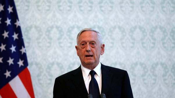 Mattis plays down split between Trump, Tillerson on North Korea