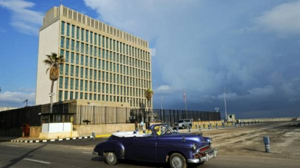 """Attaques"" mystérieuses à Cuba: Washington expulse 15 diplomates cubains"