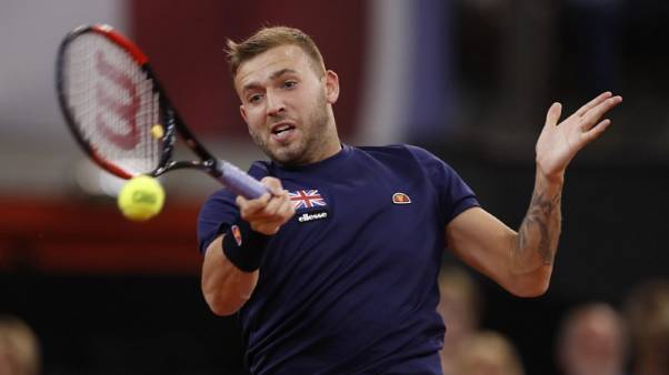 Britain's Evans banned for one year over failed doping test