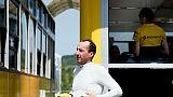 F1:  test Williams per Kubica