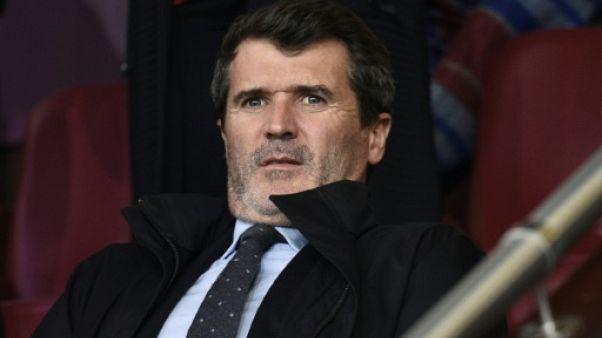 """Roy Keane: """"Jouez aux échecs"""" si vous avez peur  des commotions cérébrales"""