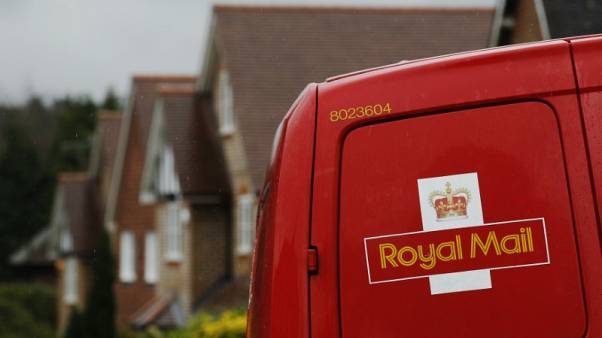 Royal Mail workers vote to strike in pension dispute - union