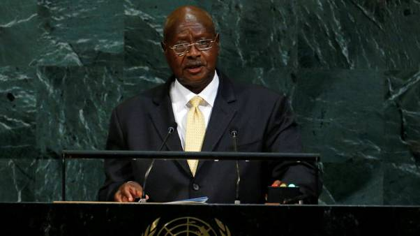 Law to let Museveni extend rule brought to Ugandan parliament