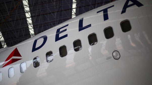 Delta shares soar on September, post-hurricane operating results