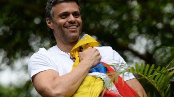 """Venezuela: Leopoldo Lopez accusé de complot pour """"renverser"""" Maduro"""