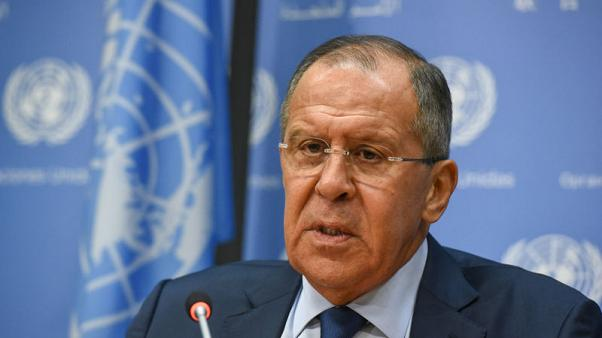 Russia to work with Saudi on implementing global oil cut deal - Lavrov quoted