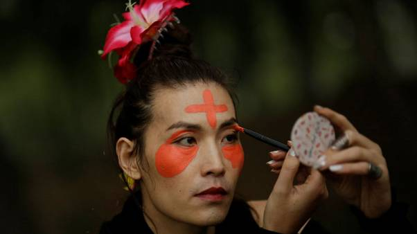 In China, performance art feels the chill from official disapproval
