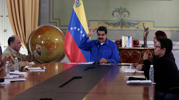 Venezuela's Maduro urges discipline within oil output cut deal
