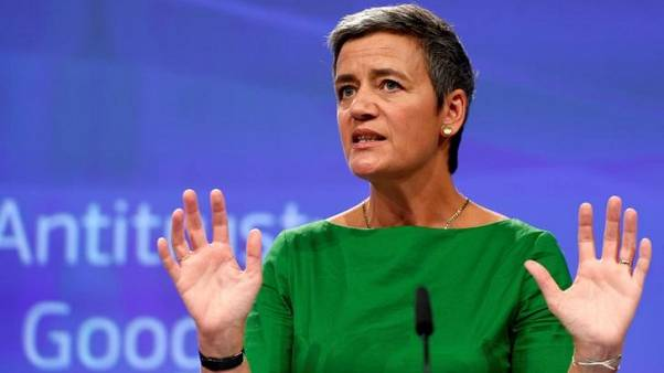 EU competition chief to speak on two state aid cases