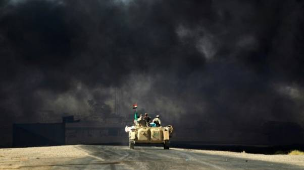 Les forces irakiennes entrent dans Hawija, le dernier bastion nordiste de l'EI