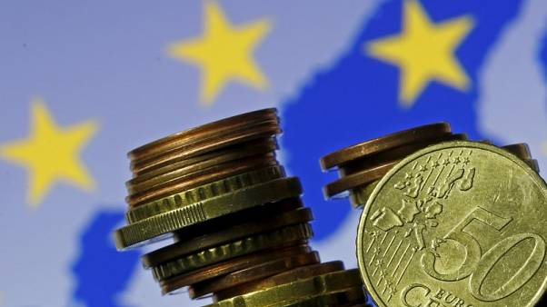 Euro zone firms struggle to keep up with surging demand in Sept - PMI