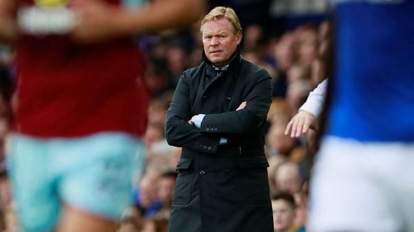 Koeman feels international break can help Everton freshen up