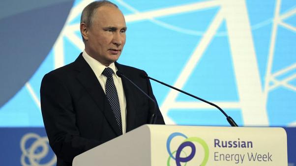 Putin says not decided yet if he will run in 2018 election