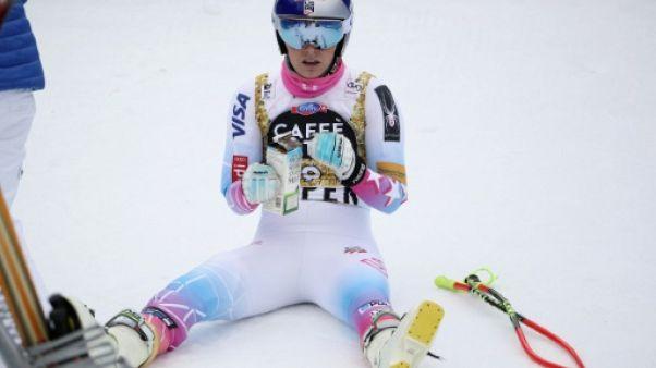 Ski: la FIS réétudiera en mai le souhait de Vonn de défier les hommes