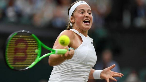 French Open champion Ostapenko makes season-ending WTA Finals