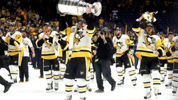 Hockey: qui peut arrêter Pittsburgh et Crosby en NHL?