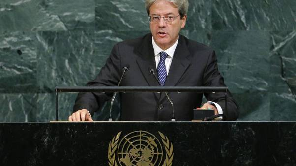 Italian government gets economy bill through Senate despite friction
