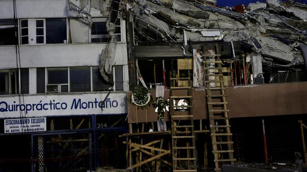 Search ends for bodies in Mexico City after earthquake