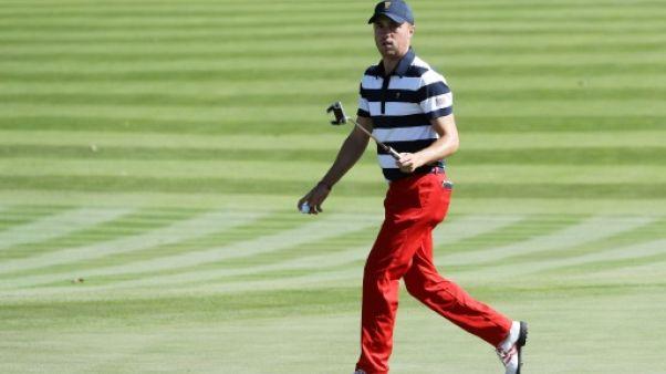 Golf: Justin Thomas joueur PGA de l'année