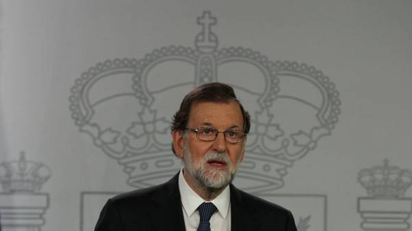 Spanish PM seeks safety in numbers before playing Catalonia trump card