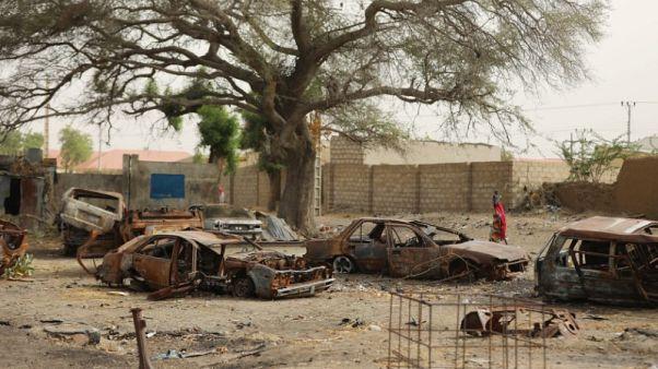 Niger soldiers killed in ambush near Mali border - officials