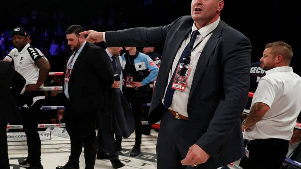 Former champion Fury will not reapply for fight licence