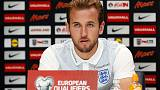 Kane named England captain for Slovenia qualifier