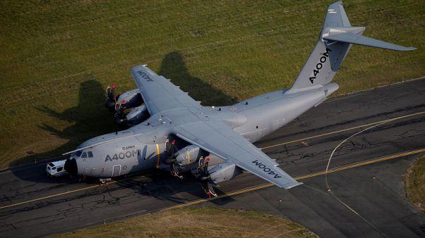 Exclusive - Airbus defence unit freezes capex, may miss cash goals: memo