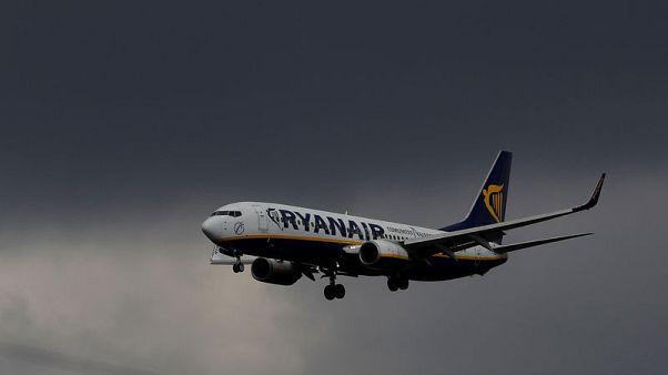 Italian regulator says taking action against Ryanair over flight cancellations