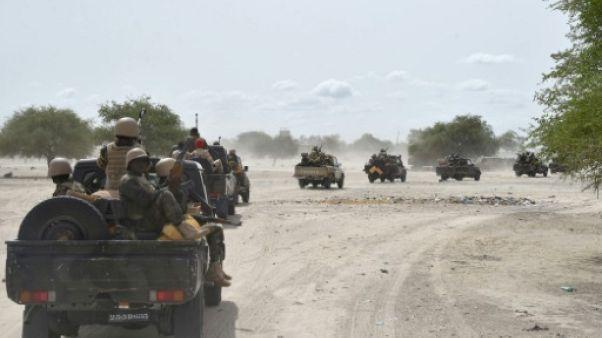 Niger: la mort de soldats américains révèle leur présence au Sahel