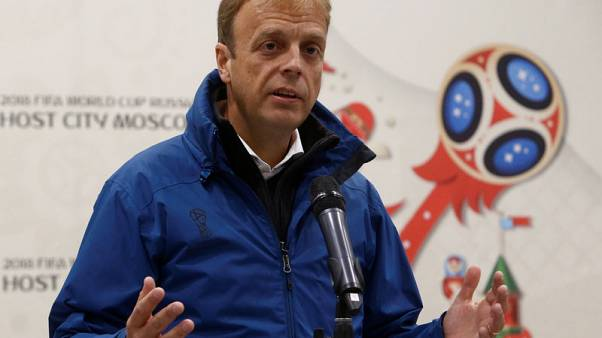 Russia World Cup on track but significant work ahead - FIFA