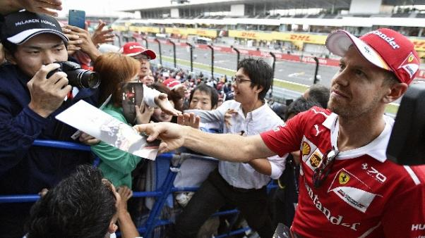 Vettel, nessuna rivoluzione alla Ferrari