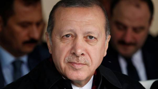 Erdogan says Turkey will soon close Iraq border and air space