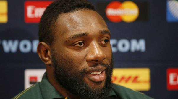 "South Africa's Mtawarira to miss New Zealand test for ""family reasons"""