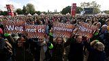Classrooms deserted - 90,000 Dutch elementary school teachers strike