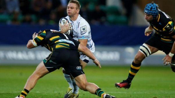 """Rugby: """"Regarder devant"""", affirme O'Connor (Stade Français)"""