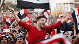 Mondial-2018: les supporters syriens ravis