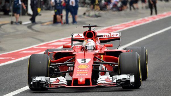 Nothing less than best will do in title battle, says Ferrari's Vettel