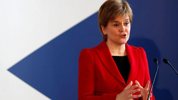 Trade solutions beyond EU single market hard to find-Scotland's Sturgeon