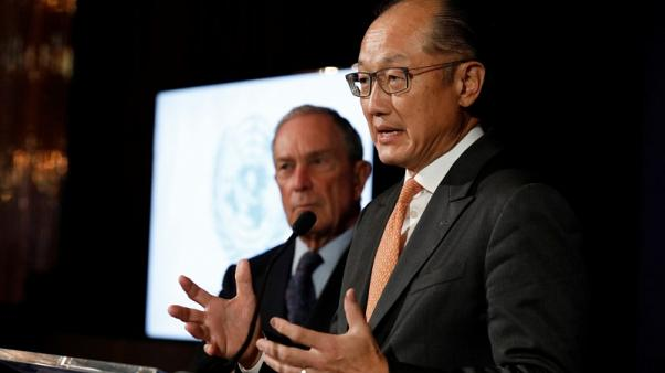 World Bank's Kim says most members 'on board' with capital hike