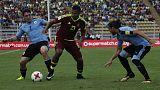 Uruguay kept waiting after 0-0 draw in Venezuela