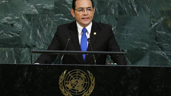 Guatemala prosecutors target ex-president for alleged corruption