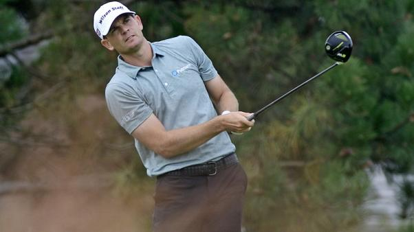 Defending champ Steele tied at top of Safeway Open