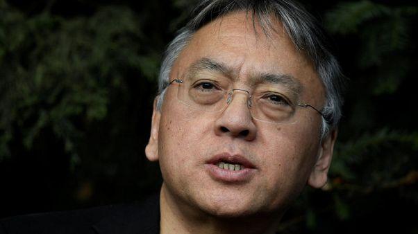 'Who's Kazuo Ishiguro?' Japan asks, but celebrates Nobel author as its own