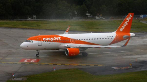 easyJet says record summer to boost year profit